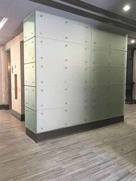 Interior Wall Systems by M I Glass Inc Houston