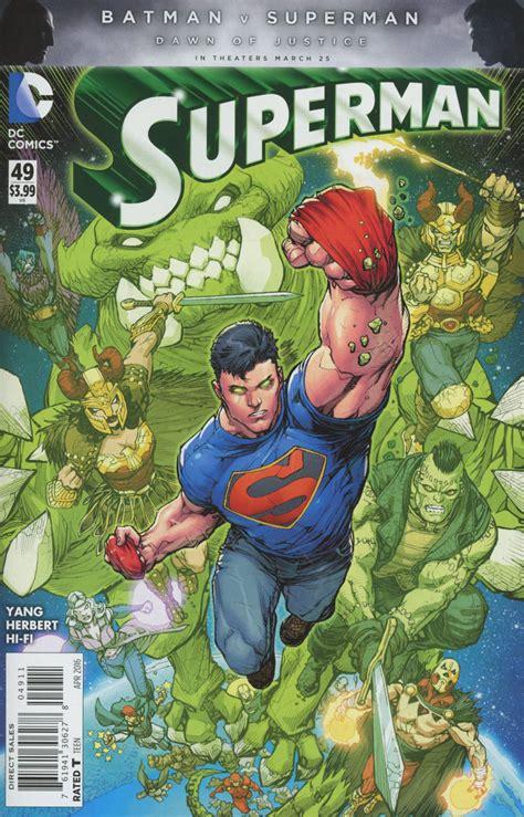 Dc Comics Superman Comics 965 December 2016 superman homepage