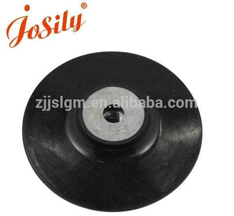 4 5 5 7 Factory Of Rubber Pad Use For Fiber Disc