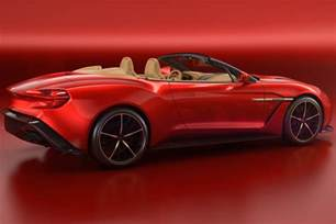 Where Was Aston Martin Made Aston Martin Made A Convertible Vanquish Zagato And Of