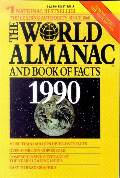 the world almanac and book of facts 2018 books the world almanac and book of facts 1990 1980 present