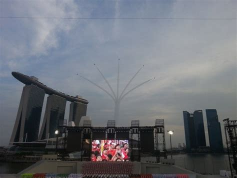 Mba Useful In Singapore by My National Day Parade Experience In Singapore Nanyang