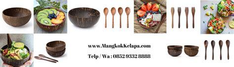 Jual Batok Kelapa Bandung jual mangkok batok kelapa murah grosir mangkok batok