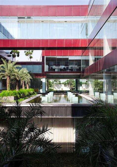 india glycols corporate office noida building  architect