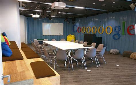 google room design google amsterdam conference room