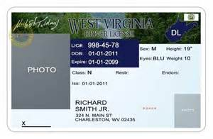 Ohio Drivers License Template by 16 Driver License Template Photoshop Psd Images