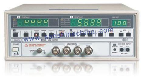 transformer leak inductance transformer tester toroid coil turns tester bobbin coil turns tester cable tester lcr meter