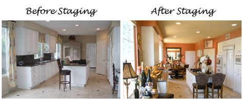 Home Staging Before And After by Pics Photos Before And After Staging The Importance Of