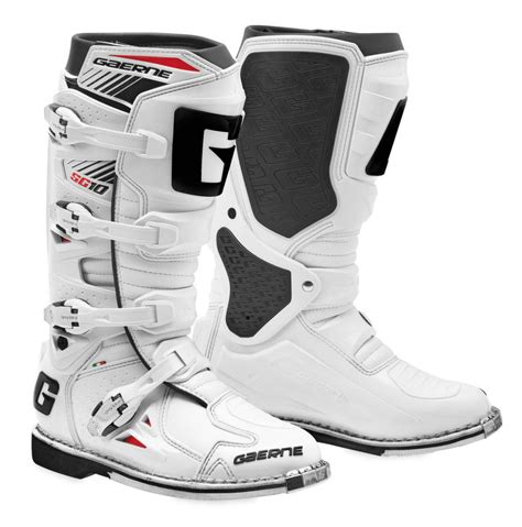 mens mx boots 350 55 gaerne mens s10 mx motocross off road riding 1037174