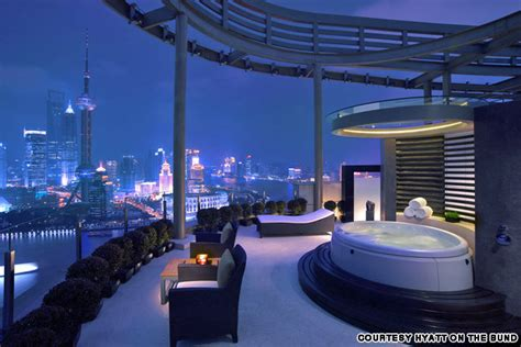 hotel bathtub 5 shanghai hotel bathtubs with incredible views cnn travel