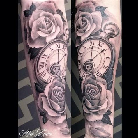full sleeve rose tattoos 45 awesome half sleeve designs 2017