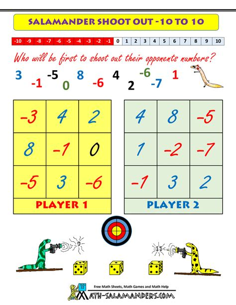 printable math games 4th grade image gallery math games for grade 2