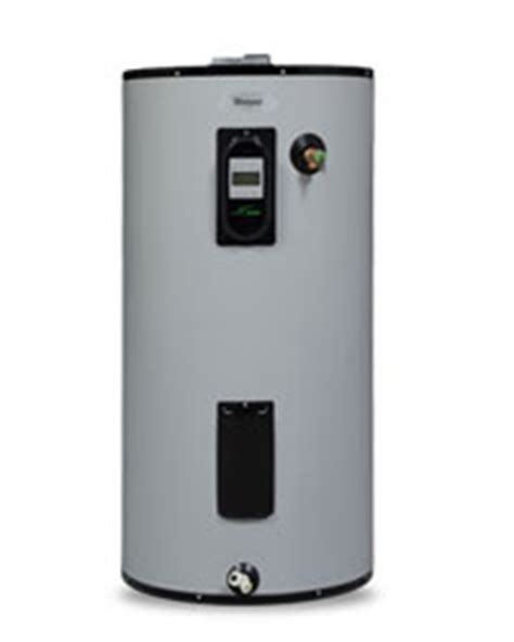 whirlpool water heaters electric gas and liquid propane water heaters product listing