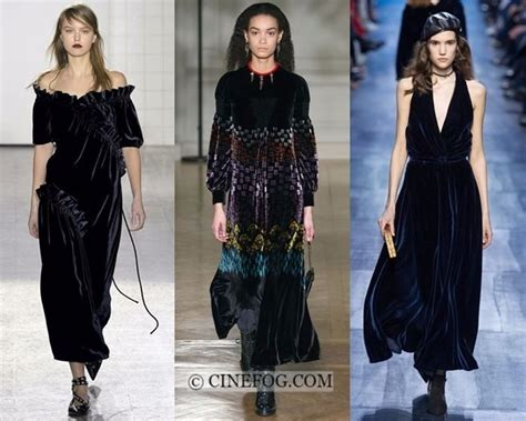 8 Fashion Trends Best Suited For The by Dresses Fall Winter 2017 2018 Fashion Trends Black