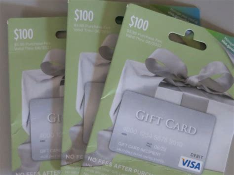 100 Visa Gift Card - enter to win a 100 visa gift card