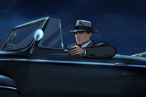film fantasy noir archer season 8 is a film noir fantasy that almost forgets