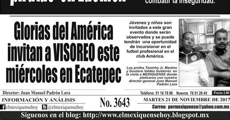 el mexiquense hoy youtube el mexiquense hoy mexiquense diario