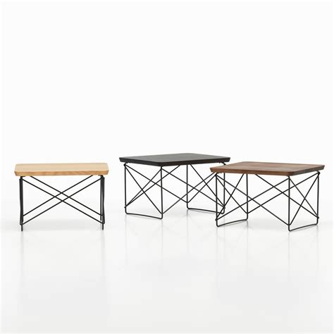 eames occasional table ltr by vitra connox