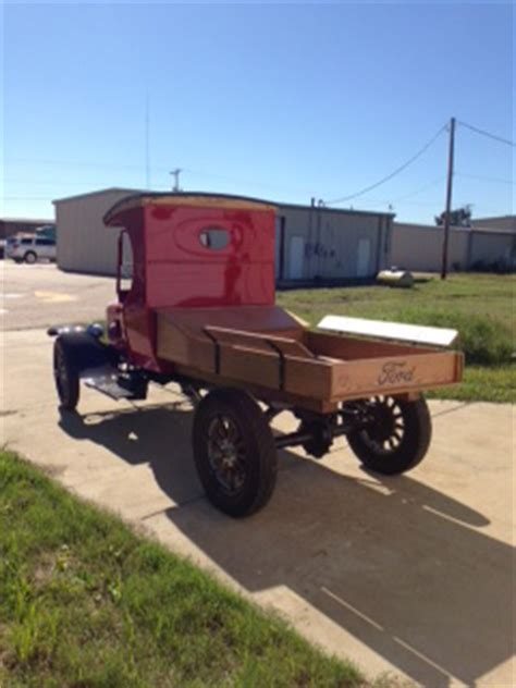 1926 Ford Model T C Cab Truck