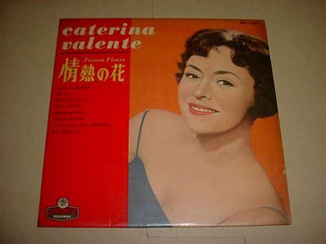caterina valente passion flower popsike caterina valente quot passion flower quot rare japan