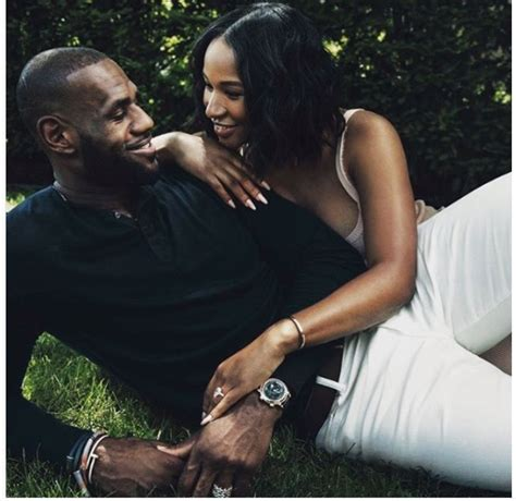 lebron james wife biography savannah brinson james lebron james wife bio wiki