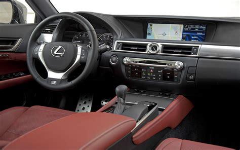 lexus gsf interior image gallery lexus gs interior