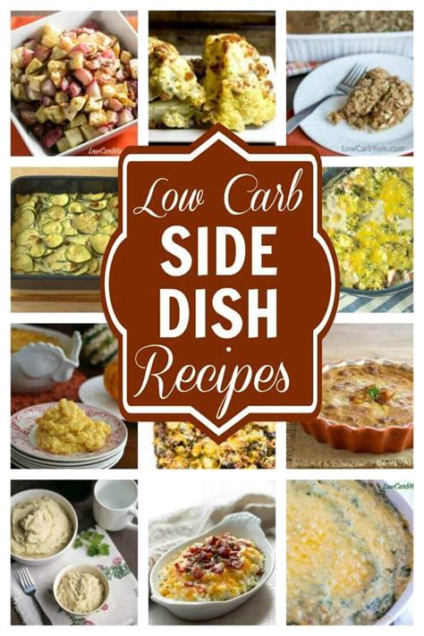 low carb diabetic side dish recipes diabetic living online 1000 ideas about low carb side dishes on pinterest
