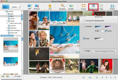wallpaper maker for mac free snowfox photo collage maker for mac 3 steps to make your