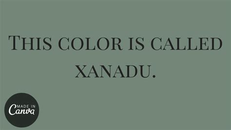 xanadu color 11 colors you didn t existed alltop viral