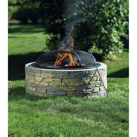 stacked pit stacked pit home ideas
