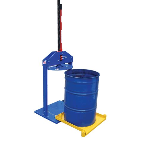 residential trash compactor vestil mtc rb manual trash compactor roll out base by