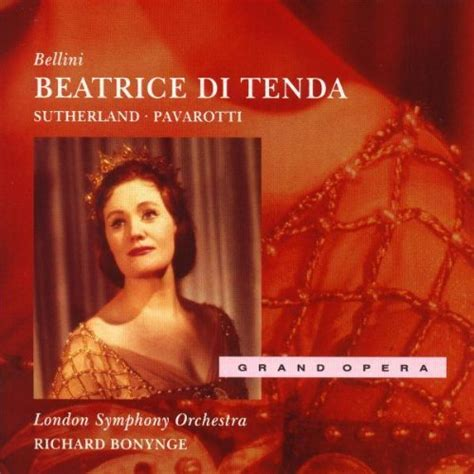 beatrice di tenda operas by bellini on dvd cd page 2