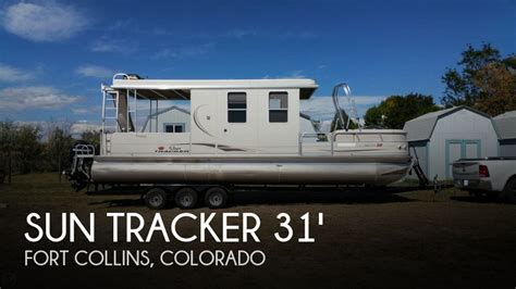 boat sales fort collins sold sun tracker 32 party cruiser regency edition boat in