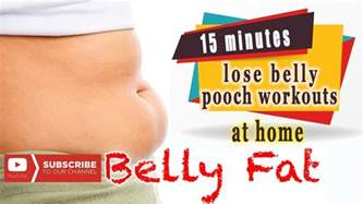 15 minutes abs challenge workout to lose belly pooch at