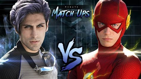 Movie Quicksilver Vs Flash | the flash battles quicksilver in new fan film