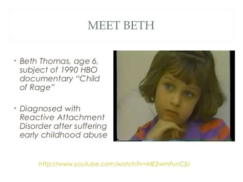 child of rage beth thomas today children with emotional behavioral disorders