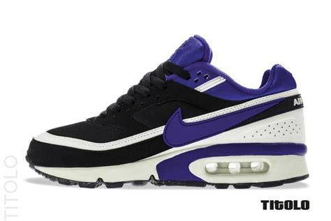 Oldskool Bw quot violet quot nike air classic bw og sneakernews