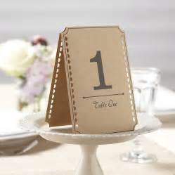 table numbers wedding 2 simple fixes for your table numbers one that even covers your centerpieces borrowed blue