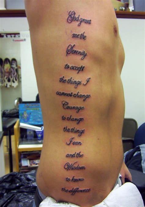 tatuagem de frase e seus significados