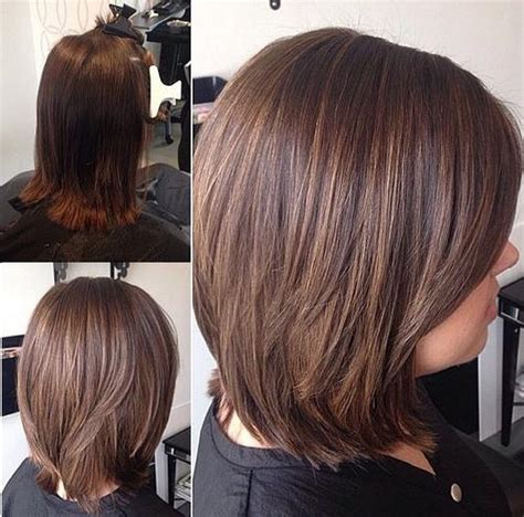 layered bobs with highlights 50 beautiful and convenient medium bob hairstyles subtle