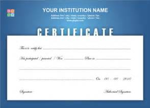Computer Certificate Template All Posts Tagged With Example Computer Certification Psd