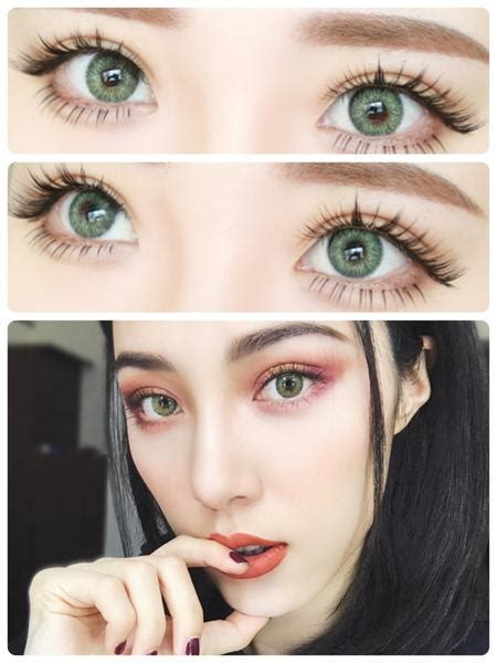 freshlook color blends buy freshlook colorblends gemstone green colored contacts