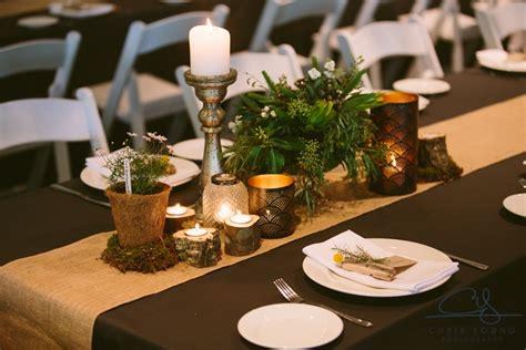 Nature Themed Events | natural romantic woodland beach wedding greens beach