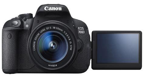Kamera Canon Eos 700d canon eos 700d test der dslr audio foto bild