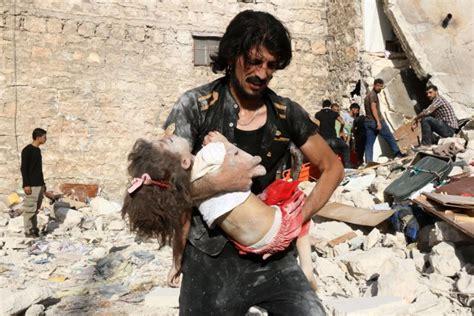 imagenes fuertes de la guerra en siria los ni 241 os v 237 ctimas inocentes del horror de la guerra en siria