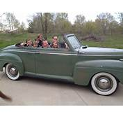 1941 Ford Convertible Super Deluxe  The HAMB