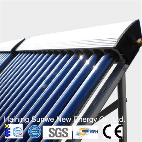 Solar Heat Pipe Collector China Solar Collector En12975 Solar Light Collector
