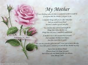 Happy birthday in heaven mom poem images amp pictures becuo