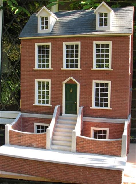 georgian dolls house bch3 georgian dolls house 1 12 scale from bromley craft products ltd