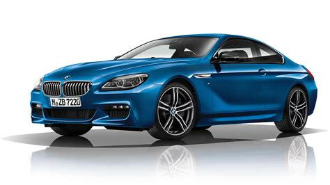 2017 bmw 6 series m sport earns limited edition status